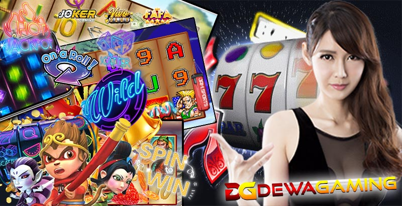 Tutorial Permainan Lucky Lady Charm Situs Slot Online