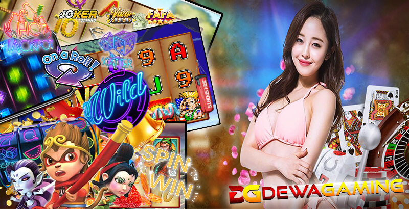 Tutorial Permainan permainan slot online Dolphin Treasure