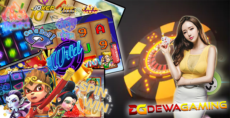 Tutorial Permainan Fifty Dragon Dari Joker123 Slot